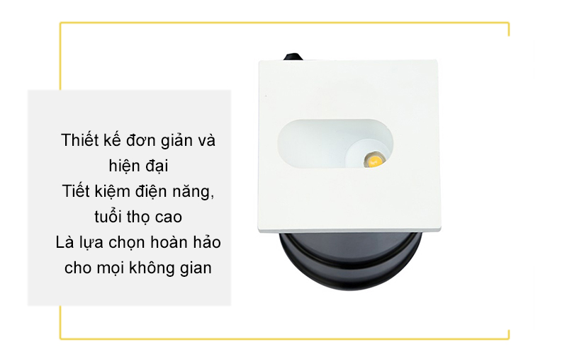 Đèn Led hắt chân tường – ODL028