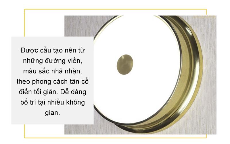 Đèn áp trần đồng – AP5001/260