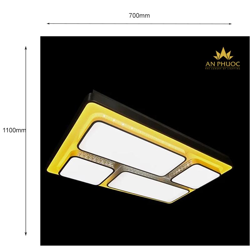 Đèn ốp trần LED – F1048/1100