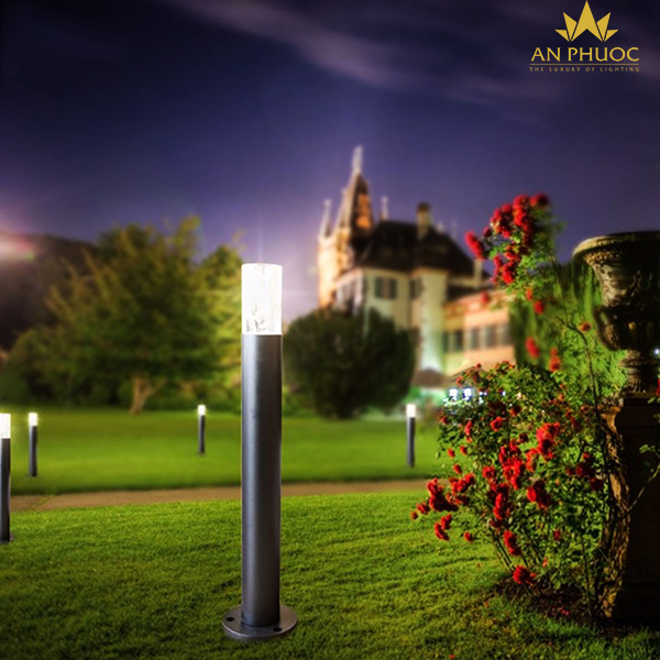 Đèn sân vườn LED ánh sáng vàng – APH8722/500