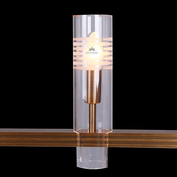 Đèn thả đồng hiện đại – AP7001/4P