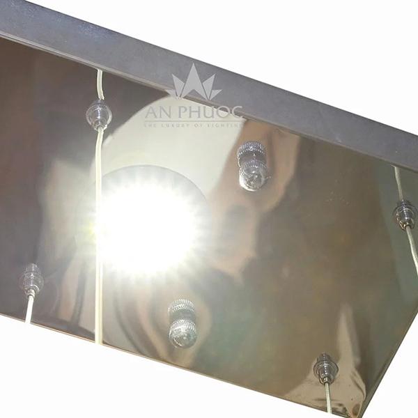 Đèn thả hiện đại pha lê tròn phá cách – AP8107/5