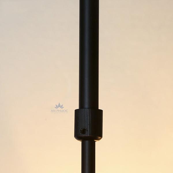 Đèn thả sắt chao thủy tinh – AP8104-6H