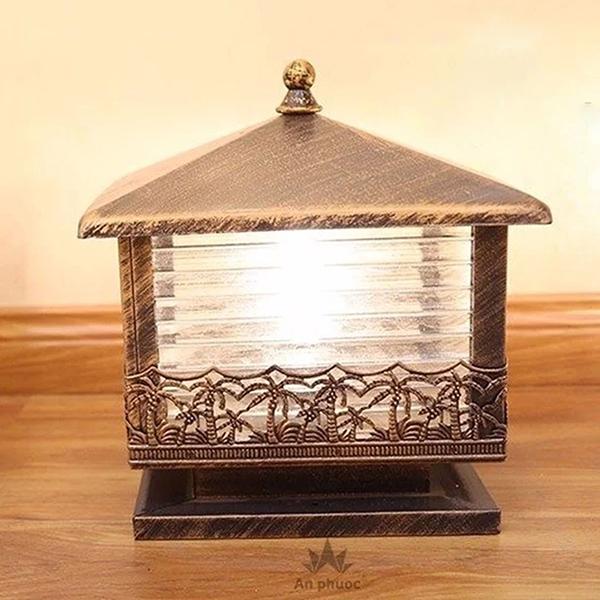 Đèn trụ cổng cổ điển – AP7167/D250