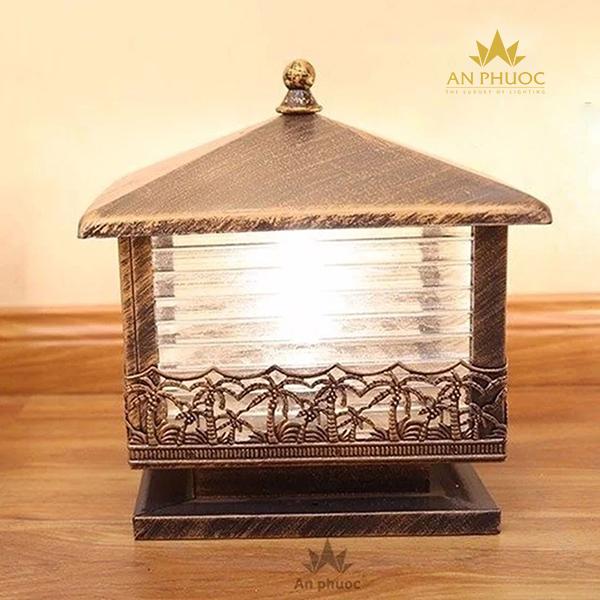 Đèn trụ cổng cổ điển – AP7167/D300