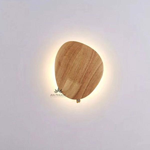 Đèn tường hắt gỗ – B3336/L