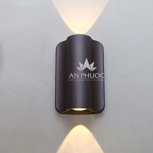 Đèn tường LED phá cách màu đen – AP0703