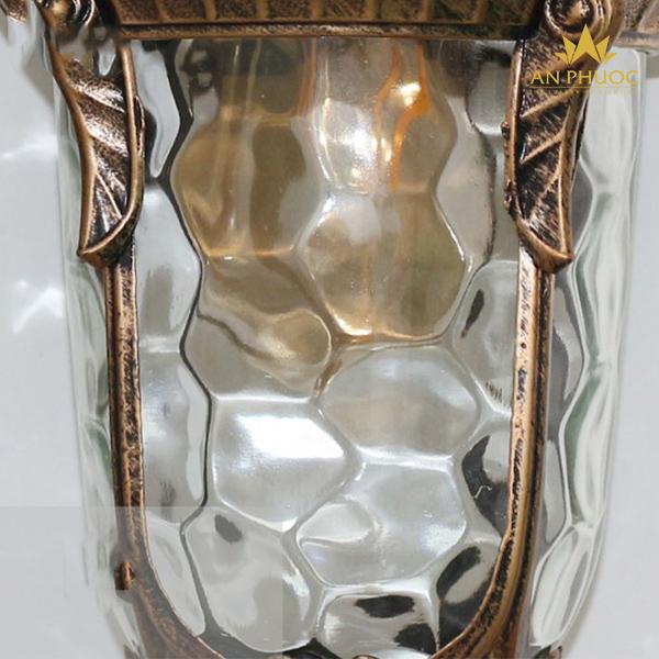 Đèn tường ngoại thất cổ điển- AP2910 9inch vàng