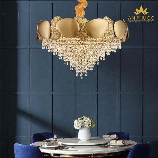 Đèn thả hiện đại pha lê royal – AP758/800