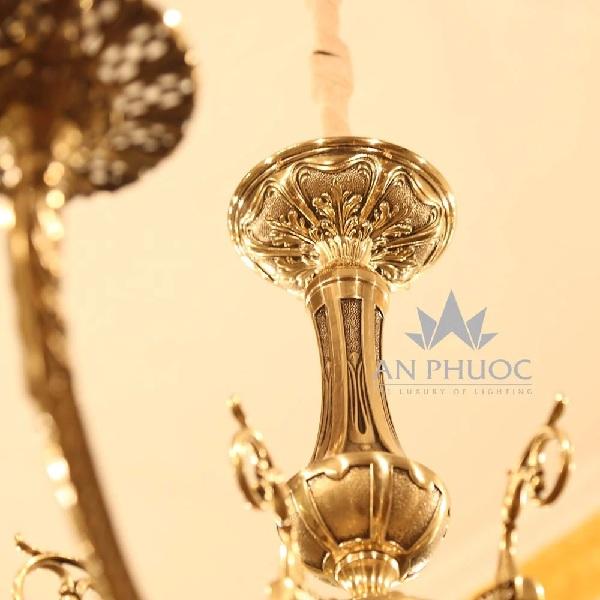 Đèn chùm đồng tân cổ điển – AP19416-8