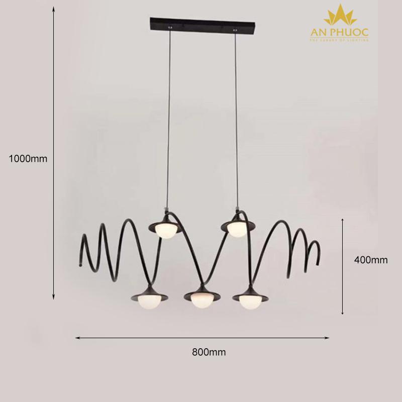 Đèn thả sóng âm độc đáo – AP1088