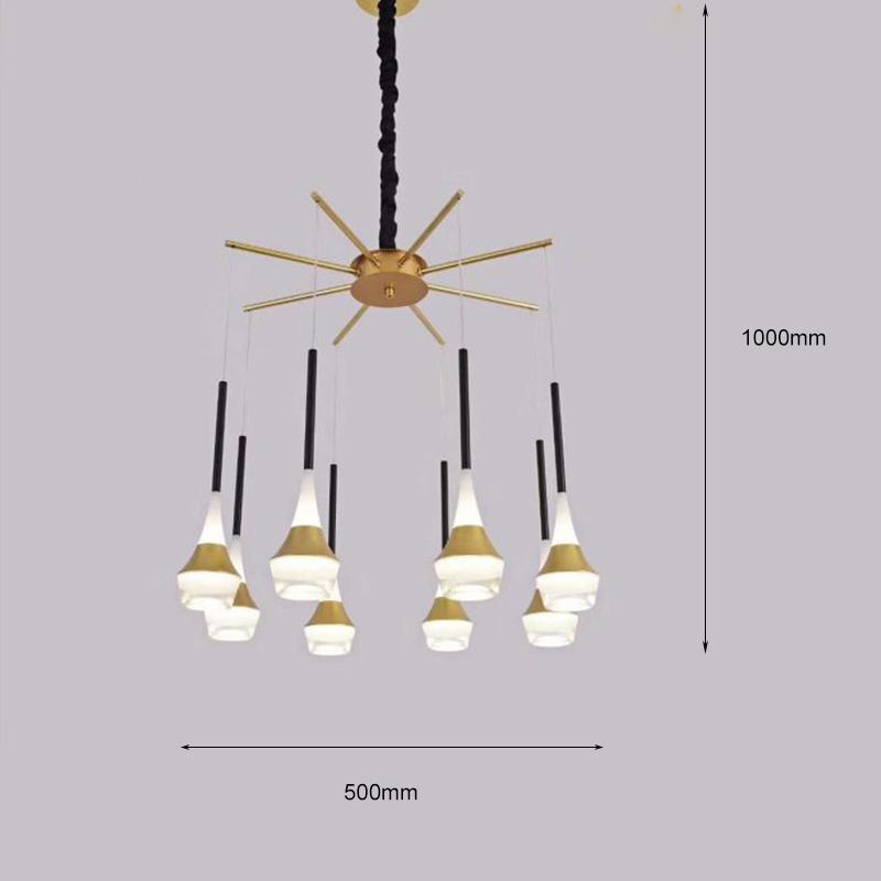 Đèn thả hiện đại xu hướng – AP1093