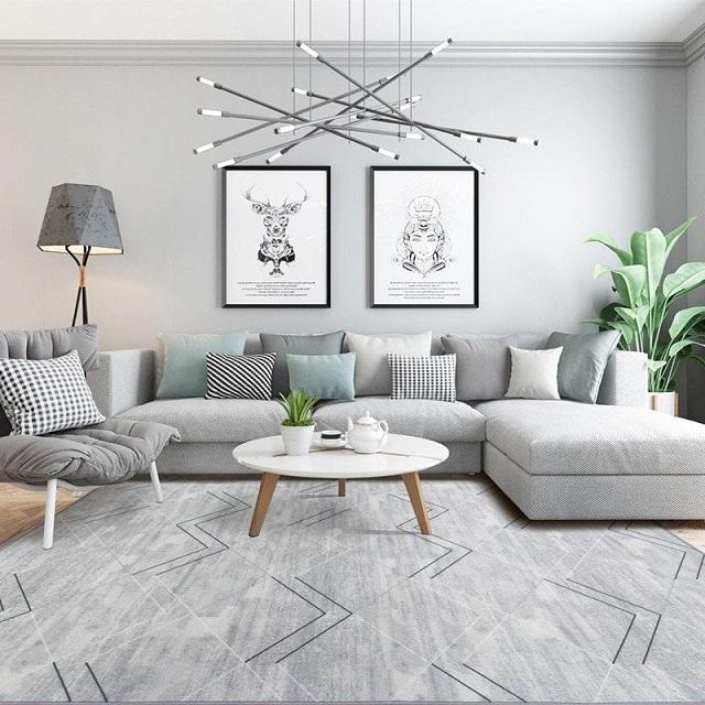 [Trending] Đèn trang trí phòng khách xu hướng nhất 2021