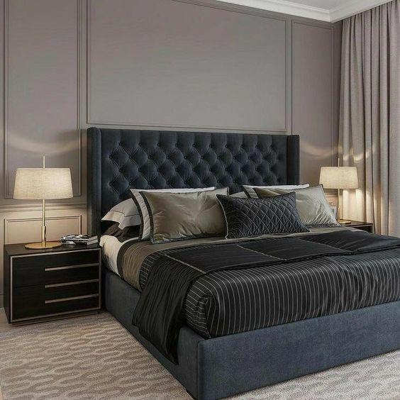 Đèn trang trí phòng ngủ – nâng niu giấc ngủ an lành