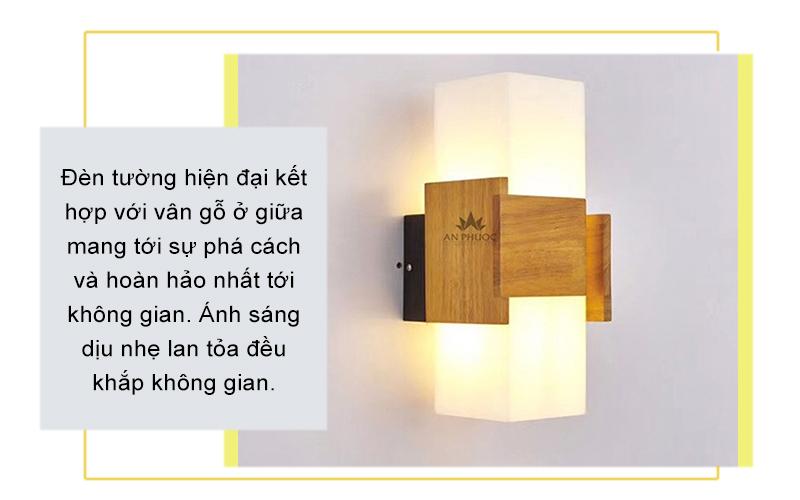 Đèn tường Acrylic – APQM6802