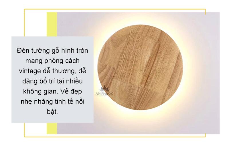 Đèn tường hắt gỗ – APB3335/L