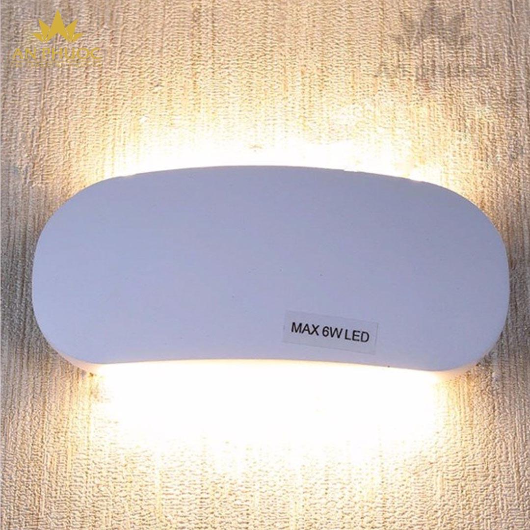 Đèn tường LED hắt – AP W15071/6W