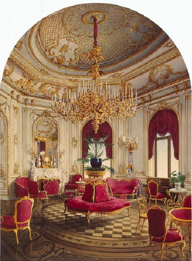 Đèn chùm cổ điển - đại diện cho vẻ đẹp xa hoa lộng lẫy trốn hoàng gia quý tộc