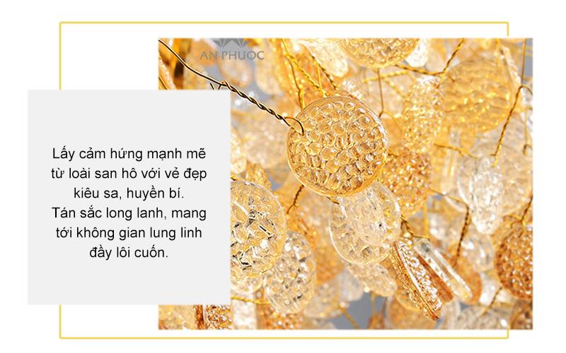 Đèn thả Safari Lộc Phú Quý – AP8016/600