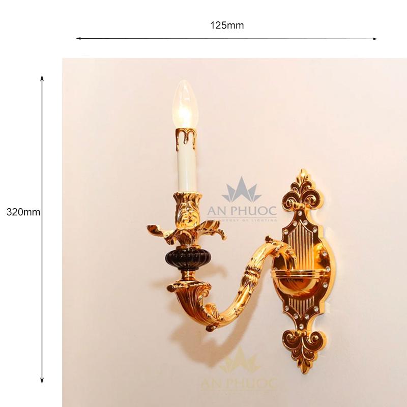 Đèn tường tân cổ điển – AP98003-1