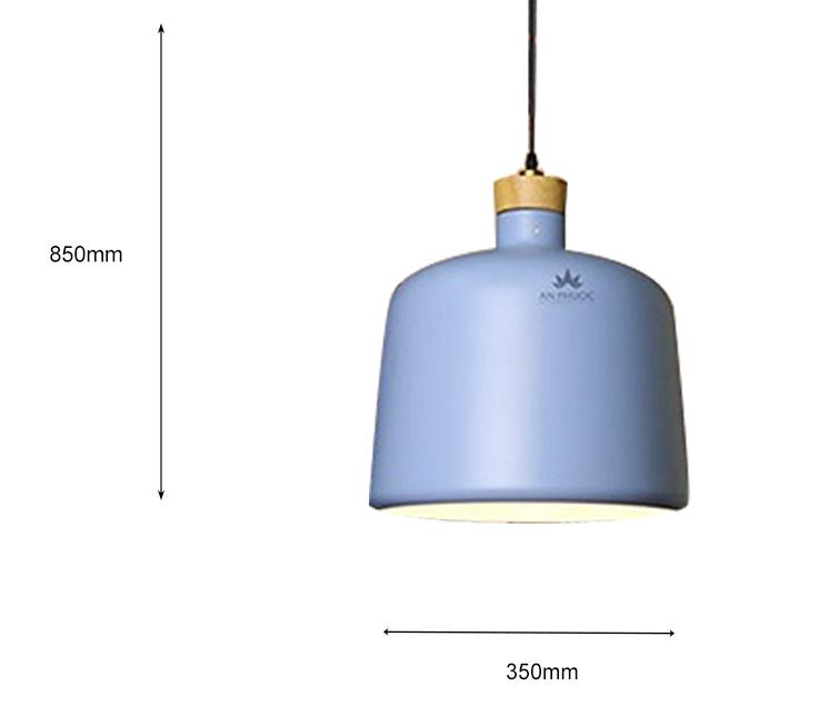 Đèn thả bàn ăn JH6888/350