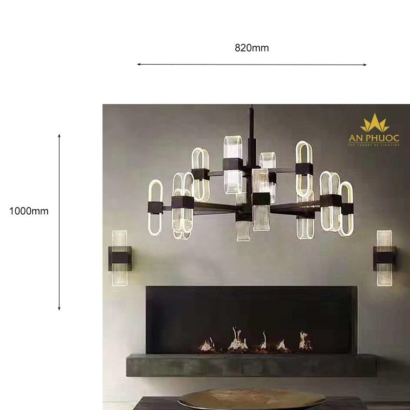 Đèn thả LED hiện đại xu hướng – AP1096