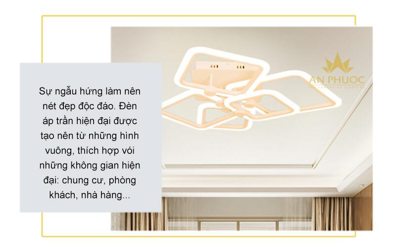 Đèn áp trần LED hiện đại LX8003-5