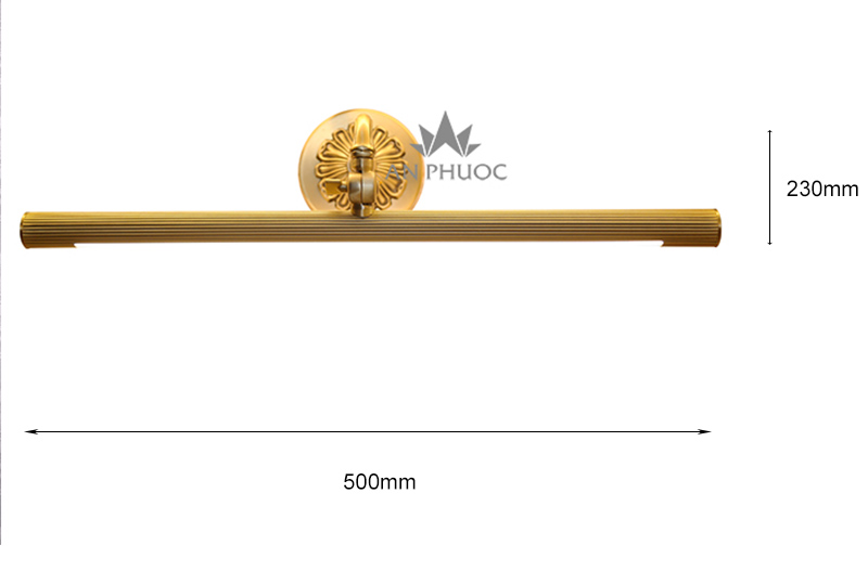 Đèn soi tranh tân cổ điển – AP1341/11W 4200K