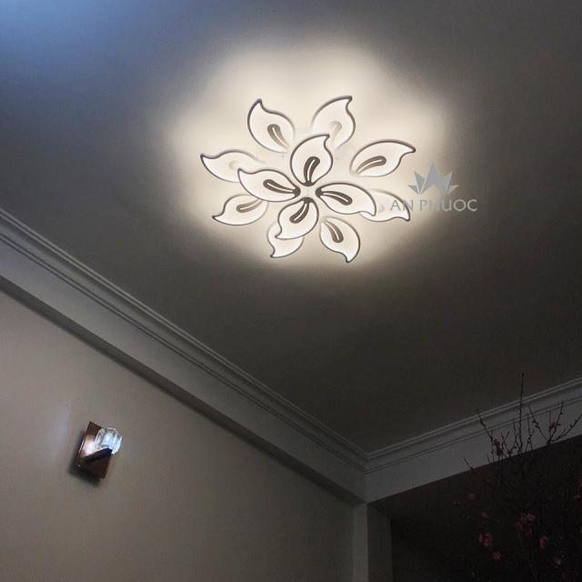 100+ mẫu đèn ốp trần LED lung linh có sẵn tại An Phước
