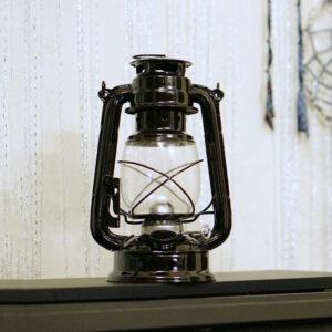 Đèn măng xông dùng nến phổ biến hơn cả